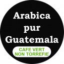 Café Guatemala Huehuetenango - non torréfié