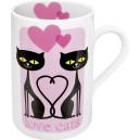 Mug Love Cats - 30cl