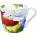 """Mug """" Nuage de couleur """""""