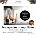 Café Kenya AA Galli en capsule