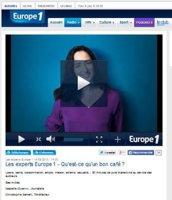 Les experts Europe 1 Le 14 septembre 2012