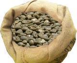 café vert en grain