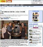 Article Côté Caen décembre 2013