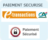 Secure payment by Paypal CB