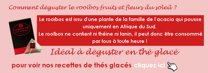 Rooibos fruits&fleurs