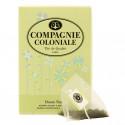 Mélange Bien Être Douce Nuit en sachets cristal Compagnie Coloniale