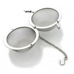 Boule à thé tamis diamètre 4.50 cm (1 tasse)