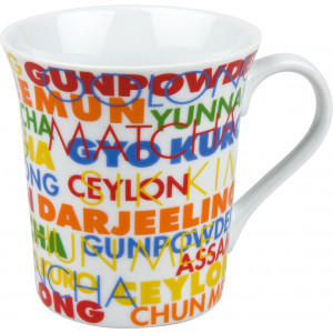 Mug Tea Darjeeling blanc 30 cl