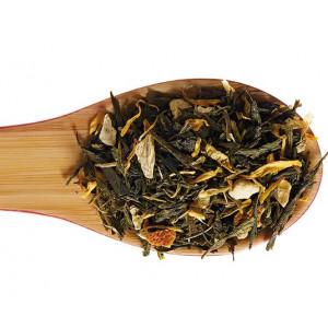 Thé vert Japan Lime Comptoir Français du thé
