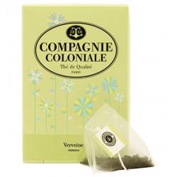 Verveine en sachet cristal Compagnie Coloniale