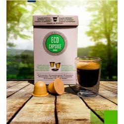Eco' Capsules - Boite de 100 capsules Biodégradables