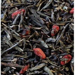 Thé vert aux baies de Goji