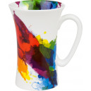 "Méga Mug "" Nuage de couleur "" 49cl"