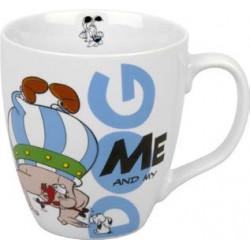 """Mug Astérix """" Obelix et Idéfix """""""