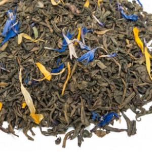 Thé vert 4 agrumes - Greender's Tea Bio