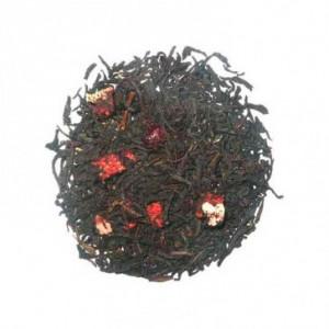 Thé noir aux Fruits Rouges