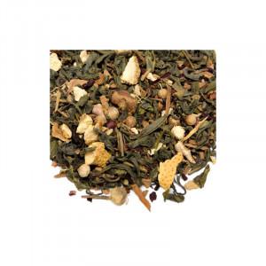 Thé vert du Bonheur - Greender's Tea Bio