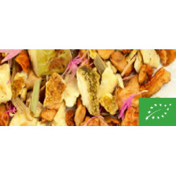Infusion aux fruits d'hiver - Greender's Tea BIO