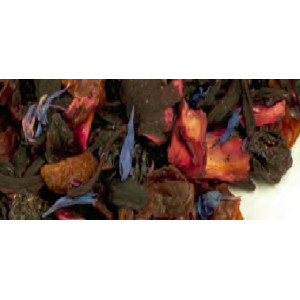 Infusion aux fruits noirs - Greender's Tea