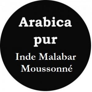 Café Inde Malabar Moussonné