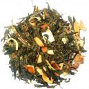 Thé vert à l'amandine cannelle et amande