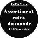 Assortiment CAFES DU MONDE