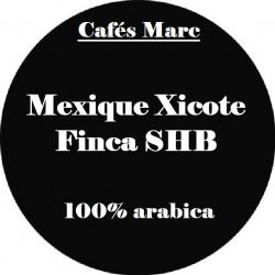 Café Mexique Xicote Finca SHB