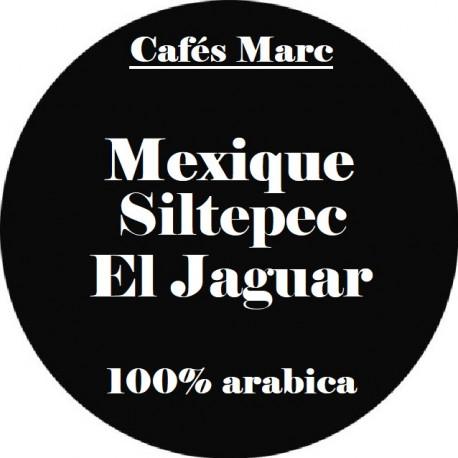 Café Mexique Siltepec El Jaguar