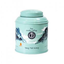 Thé vert Yang Tsé Kian en boite laquée