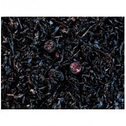 Thé noir aux 3 fruits noirs - Compagnie Coloniale