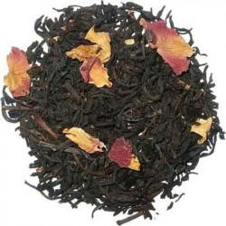 Thé noir les Roses de Bulgarie - Greender's Tea