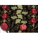 Thé noir Yunnan Pu-Erh aux fruits noirs - Greender's Tea