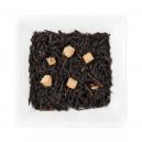 Thé noir caramel et morceaux