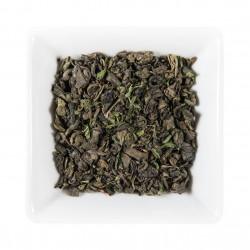 Thé vert à la menthe verte