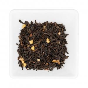 Thé noir Crème Brulée - Greender's Tea