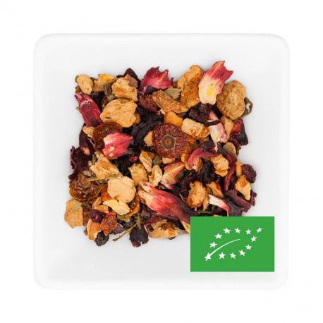 Carcadet Fruits Rouges et Grenadine Bio - Greender's Tea