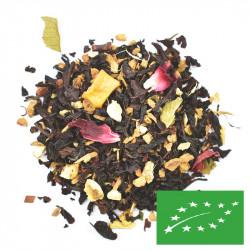 Thé noir Saveur d'Hiver Bio - Greender's Tea