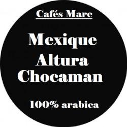 Café Mexique Chocaman Bio