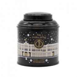 Hiver à Saint Petersbourg en boite métal luxe - ChrisTine DaTTner Paris