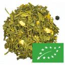 Thé vert Curcuma Gingembre - Greender's Tea Bio