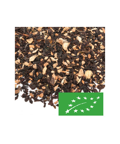 Thé noir Tchaï Indien - Greender's Tea Bio