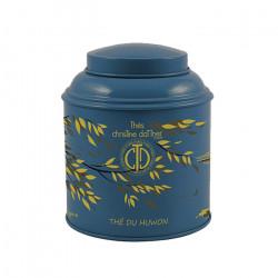 Thé noir du Huwon en boite métal luxe - ChrisTine DaTTner Paris
