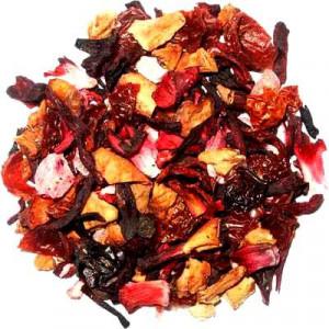 Infusion Carcadet Pinacolada - Greender's Tea