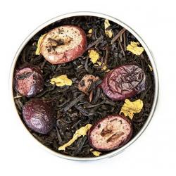 Thé noir sur la Place Rouge