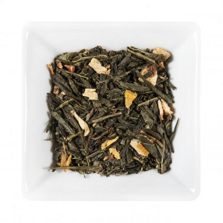Thé vert Agrumes et Baies Rouges - Greender's Tea
