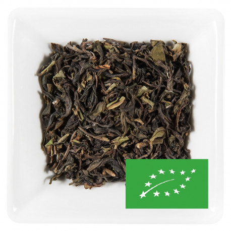 Thé Darjeeling Puttabong BIO First Flush 2021, récolte de Printemps