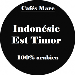 Café Est Timor Oriental Indonésie