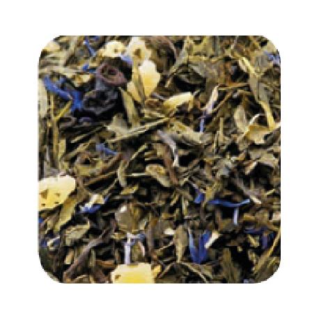 Thé vert Mangue et Myrtille - Greender's Tea