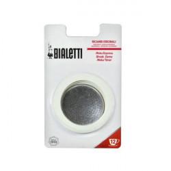 Joint et filtre pour cafetière Aluminium Bialetti