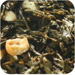Thé vert Miel Amande - Greender's Tea
